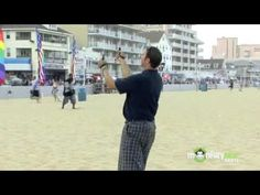 Kite 5 - Controlling and Maneuvering Your Stunt Kite - YouTube