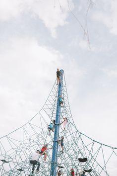 - Barefoot Blonde by Amber Fillerup Clark Amber Fillerup Clark, Family Fun Day, Bermuda Triangle, Barefoot Blonde, Splash Pad, Just Go, Playground, Photography, Children Playground