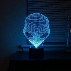 Tierkuken 3d Nachtlicht Led Lampe 7 Farbwechsel Baby