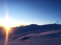 Happy weekend everyone and greetings from winter wonderland 😎 Hotel Concept, Happy Weekend, Tgif, Winter Wonderland, Switzerland, Sustainability, Explore, Sunset, Beach