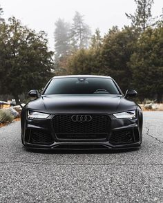 Weird Cars, Cool Cars, Audi Sports Car, Audi A5 Coupe, Black Audi, Top Luxury Cars, Lux Cars, Exotic Sports Cars, Car Tuning