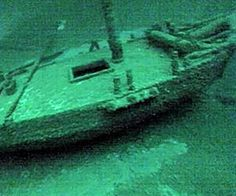 Image: Great Lakes Shipwreck of 1803 Is 2nd Oldest Intact Vessel Found