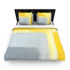 KESS InHouse Inspired by CarolLynn Tice Featherweight Duvet Cover Size: