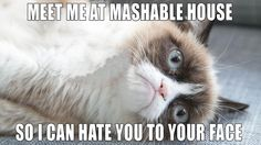 When to Meet Your Favorite Internet Memes at Mashable House #SXSW