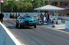 68 Camaro Drag Car 468 Bbc Nitrous Walhalla South