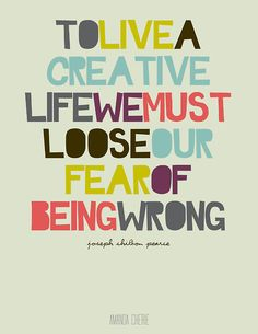 lose the fear. love the words, layout, color. Great Quotes, Quotes To Live By, Inspirational Quotes, Unique Quotes, Motivational Quotes, Change Quotes, Amazing Quotes, Motivational Speakers, Interesting Quotes