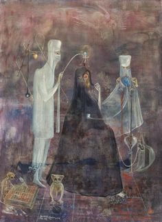 Leonora Carrington - Operazione Mercoledì (1969)