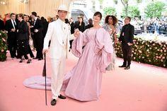 Benedict Cumberbatch in Labassa Woolfe and Sophie Hunter in Roksanda