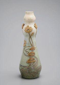 French Art Pottery Paul Jean Milet