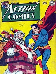 Natal com Superman