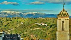 La Sierra de las Nieves des de #Coín   Foto: Juan Miguel Santos Forner Costa, Sierra, Andalusia, Countryside, Taj Mahal, Spanish, Building, Travel, Beautiful