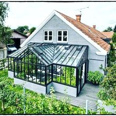 Home greenhouse greenhouse attached to house greenhouse greenhouse plans hou attached greenhouse home hou house plans wood greenhouse plans myoutdoorplans free woodworking plans and projects diy shed wooden playhouse pergola bbq Greenhouse Attached To House, Home Greenhouse, Greenhouse Gardening, Greenhouse Ideas, Greenhouse Wedding, Greenhouse Kitchen, Outdoor Greenhouse, Indoor Vegetable Gardening, Greenhouse Effect