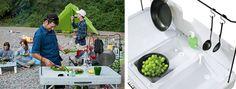 6 款露營專用行動廚房推薦 - DECOmyplace