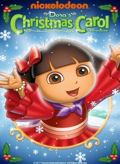 Dora's Christmas Carol Adventure (Dora the Explorer) « Blast Gifts