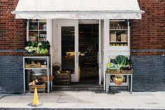 Albion | Shoreditch, London barefootstyling.com
