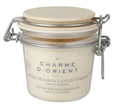 Charme d'Orient - Shea Butter with Argan Oil - Orange Blossom