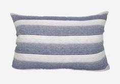 Cortina Headboard Cushion In Blue