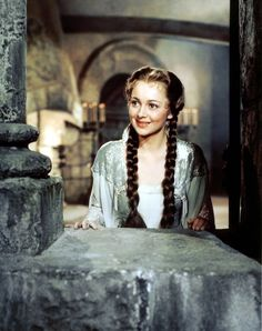 Olivia de Havilland - THE ADVENTURES OF ROBIN HOOD: