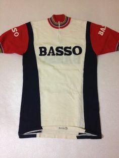MAGLIA CICLISMO VINTAGE LANA LANETTA BICI SHIRT CYCLING JERSEY WHOOL BASSO   eBay