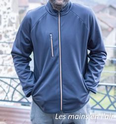 Vestes Vic | Les mains en l'air #viclmv