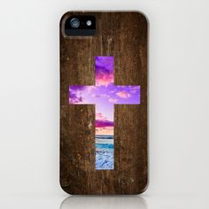 The Cross iPhone & iPod Case by Pocket Fuel - $35.00