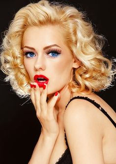 awesome Красивый макияж для блондинок с голубыми глазами (50 фото) — Свадебный, вечерний и дневной образ