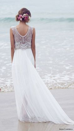 Find the perfect beach wedding dress for your wedding.