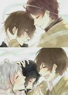 I certainly hope the current mentor won't end up like the last one. Bungou Stray Dogs Wallpaper, Dog Wallpaper, Dazai Bungou Stray Dogs, Stray Dogs Anime, Fanarts Anime, Anime Characters, Servamp Manga, Bungou Stray Dogs Atsushi, Dazai Osamu