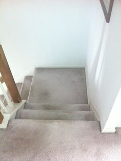 Triplejcontractors.com 410-908-2057 Ron Brown  stairs  before