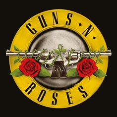 Is There a Guns N' Roses Reunion in the Works?: The rock band is rumored to headline this year's Coachella music festival. Guns And Roses, Arte Heavy Metal, Heavy Metal Rock, Logo D'art, Art Logo, Seal Logo, Rockband Logos, Sweet Child O'mine, Roses Quotes