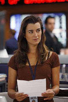 """""""Do you think prostitutes get bored... I mean, the same work day in, day out, day in, day out?""""  -Ziva"""