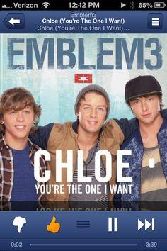 Chloe by Emblem 3