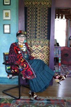 fashionable grandmas take new york 4