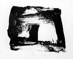 Sem Título 1993 | Amilcar de Castro litogravura 28.30 x 35.00 cm