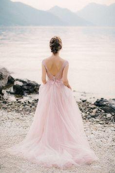 Romantic Montenegro elopement on 100 Layer Cake | Wedding & Party Ideas | 100 Layer Cake
