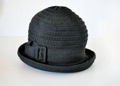 c71fa0565c2 1920s Marshall Field Cloche Hat