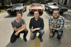 Top Gear USA <3