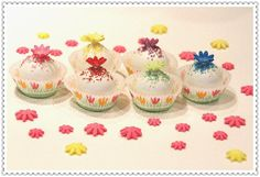 Blooming Cake Truffles