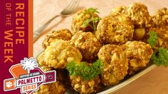 Certified SC Grown Sausage Balls | Palmetto Series Appetizer Recipes, Appetizers, Sausage Balls, Tailgating Recipes, Grocery Coupons, Cauliflower, Snacks, Vegetables, Ethnic Recipes