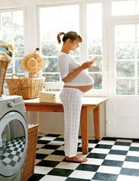 5 household chores to avoid during pregnancy