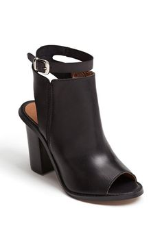 Loving these chic cut-out booties!