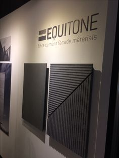 EQUITONE [linea] and EQUITONE [materia]