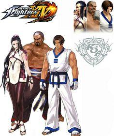 King Of Fighters, Gamer 4 Life, Fighting Games, Chara, Anime, Cartoons, Nerd, Geek Stuff, Illustrations