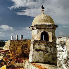 Castillo de San Felipe - Cartagena, Colombia