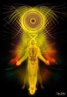 """@solitalo El Arcángel Jofiel, cuyo nombre significa """"belleza de Dios"""", gobierna el rayo amarillo de la sabiduría y la iluminación. Esto influye en el chakra plexo solar, y por esa razón…"""