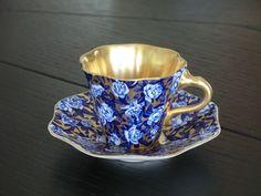 ** Šálek na čaj - porcelán ♣  Coalport UK r.1920 **