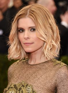 Kate Mara | The 30 Most Dazzling Beauty Looks At The Met Gala