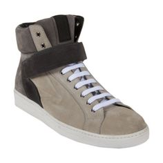 prada purses handbags - Prada High Top Velcro Strap Sneaker at Barneys.com $670 | Shoes ...