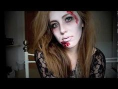 ★ Glamorous Zombie - A Halloween Tutorial ★