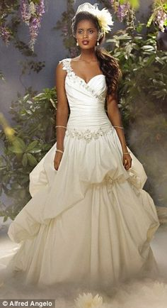 51ae6be5f84d Disney Princess and The Frog theme wedding! Disney Wedding Dresses, Wedding  Dress Styles,